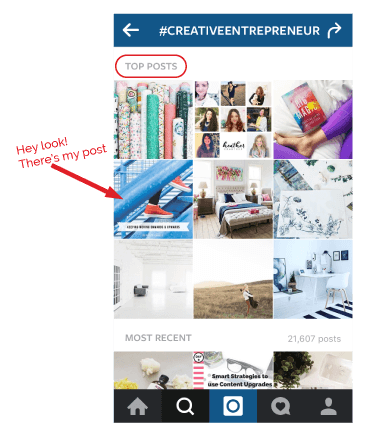 Instagram New Features - Top Posts