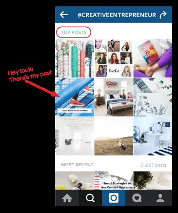 Instagram New Features - Top Posts