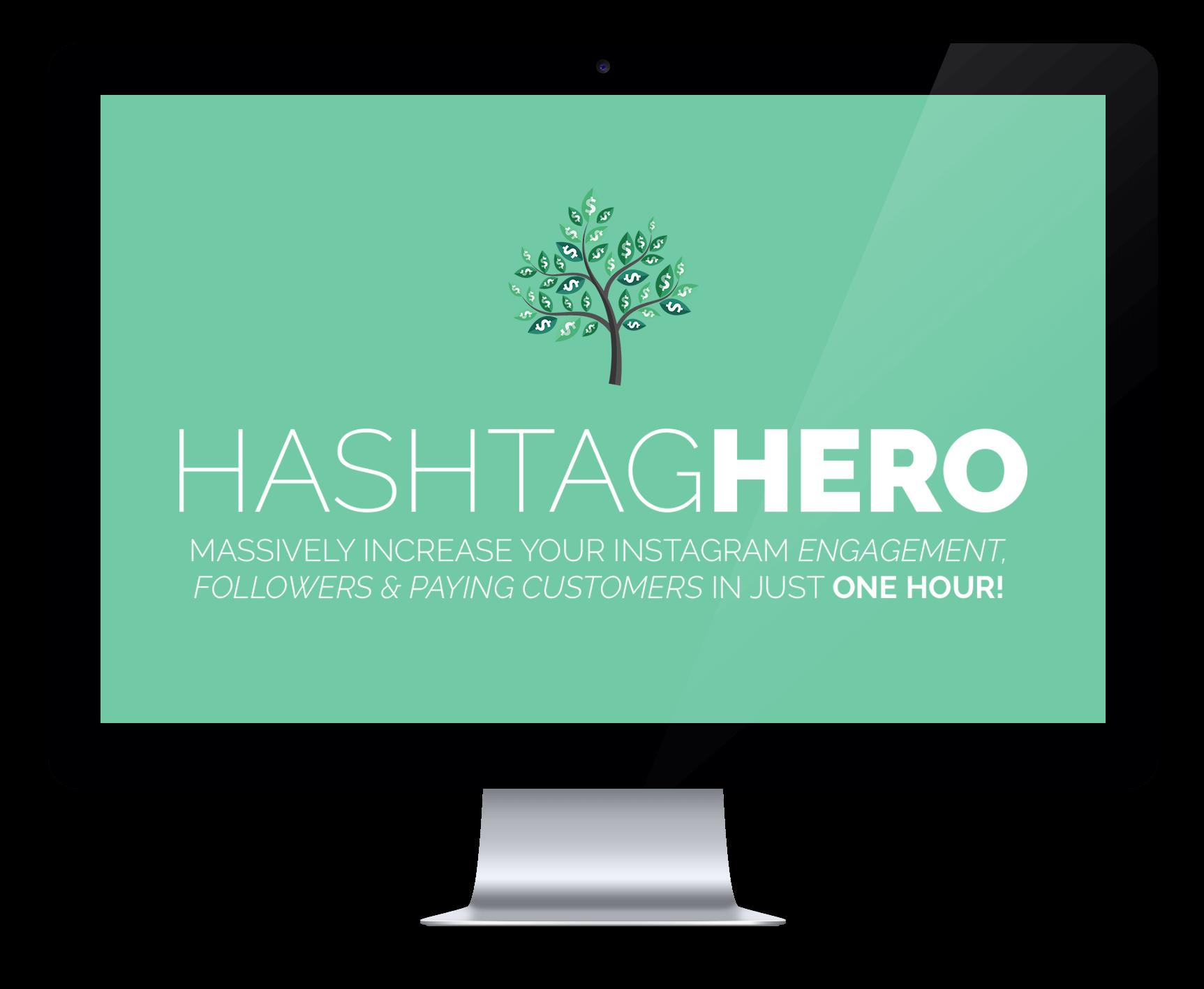 Hashtag Hero - Instagram Course