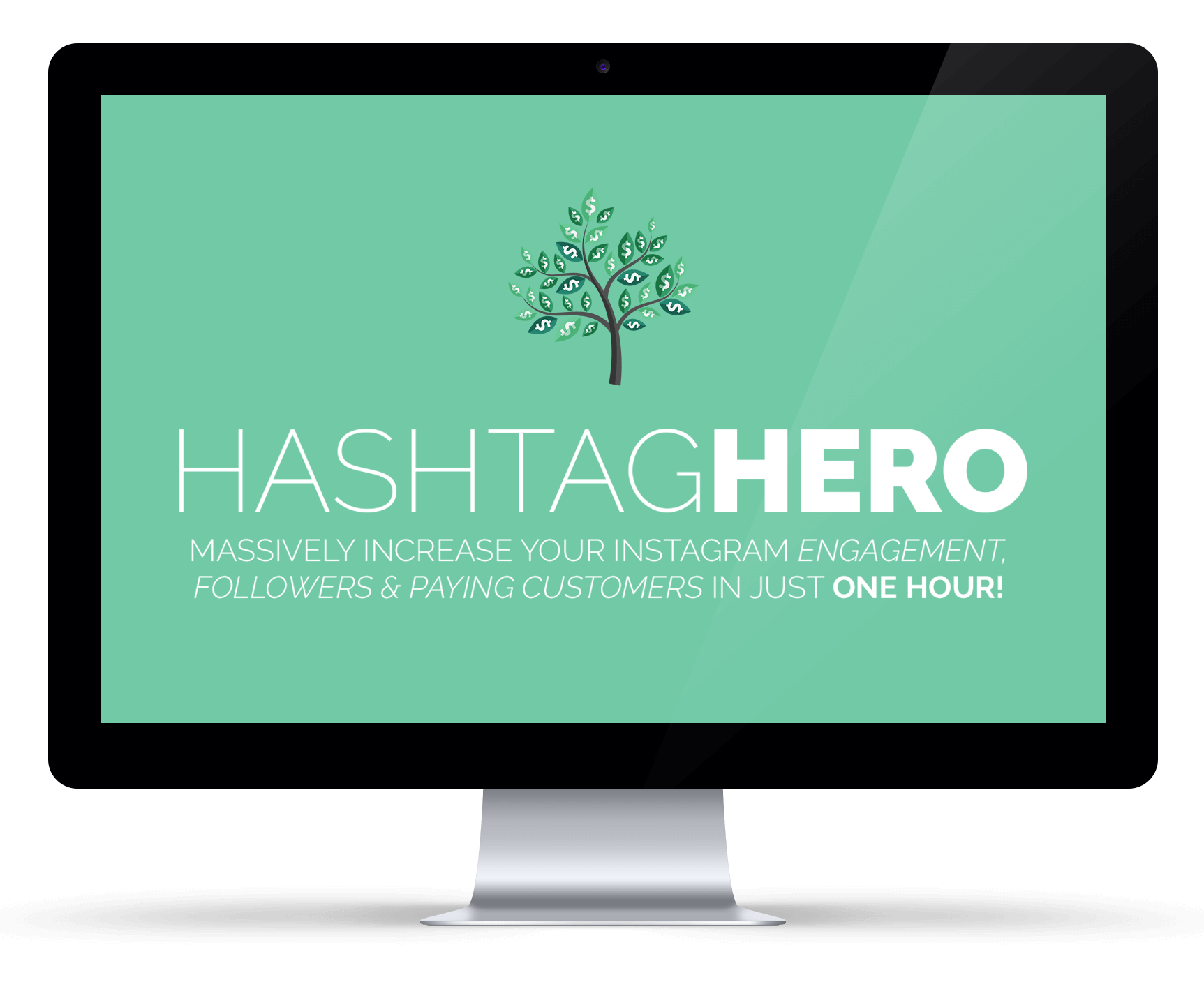 Hashtag Hero - Instagram Course