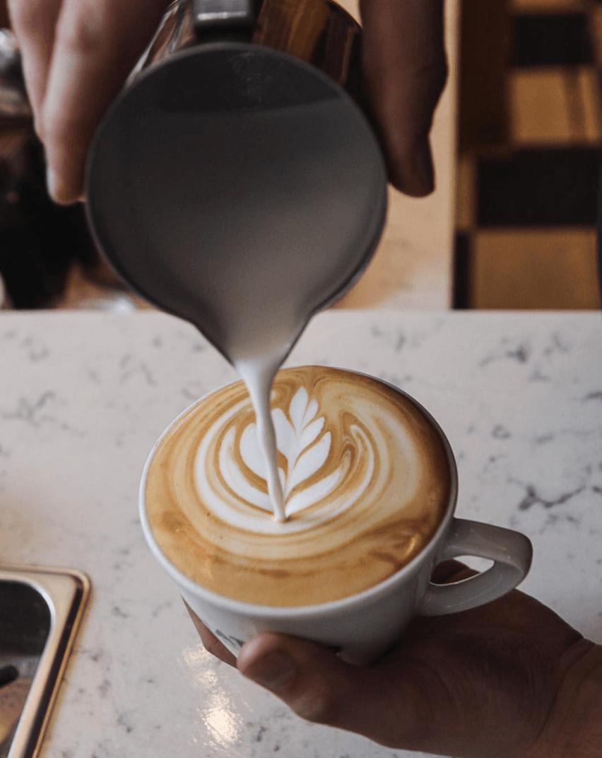 make money with instagram - analog coffee