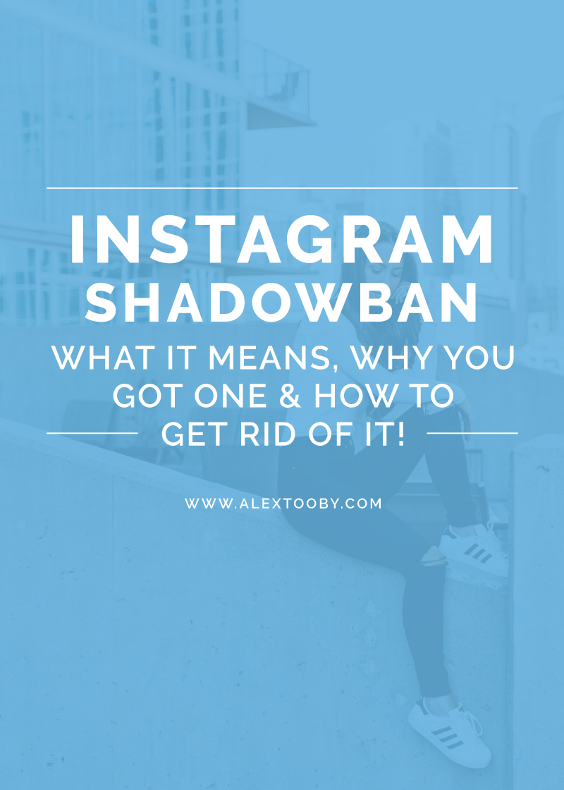 Victim to an Instagram Shadowban? Here's Why & How to