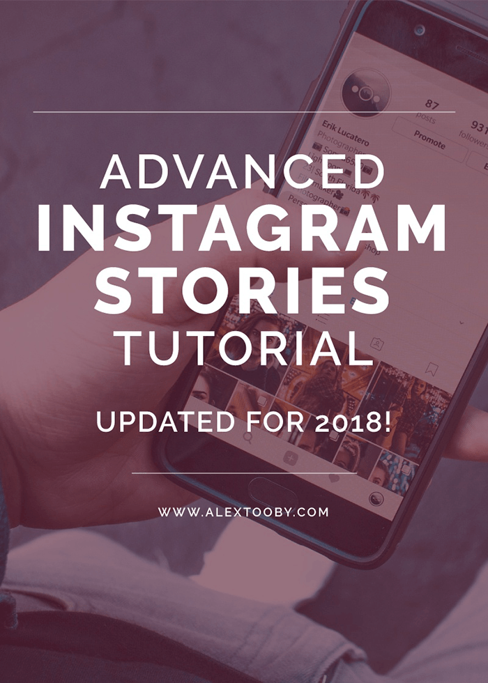 Want to learn how to use all of the new Instagram stories features? Follow this advanced step-by-step Instagram stories tutorial to stay ahead of the curve!