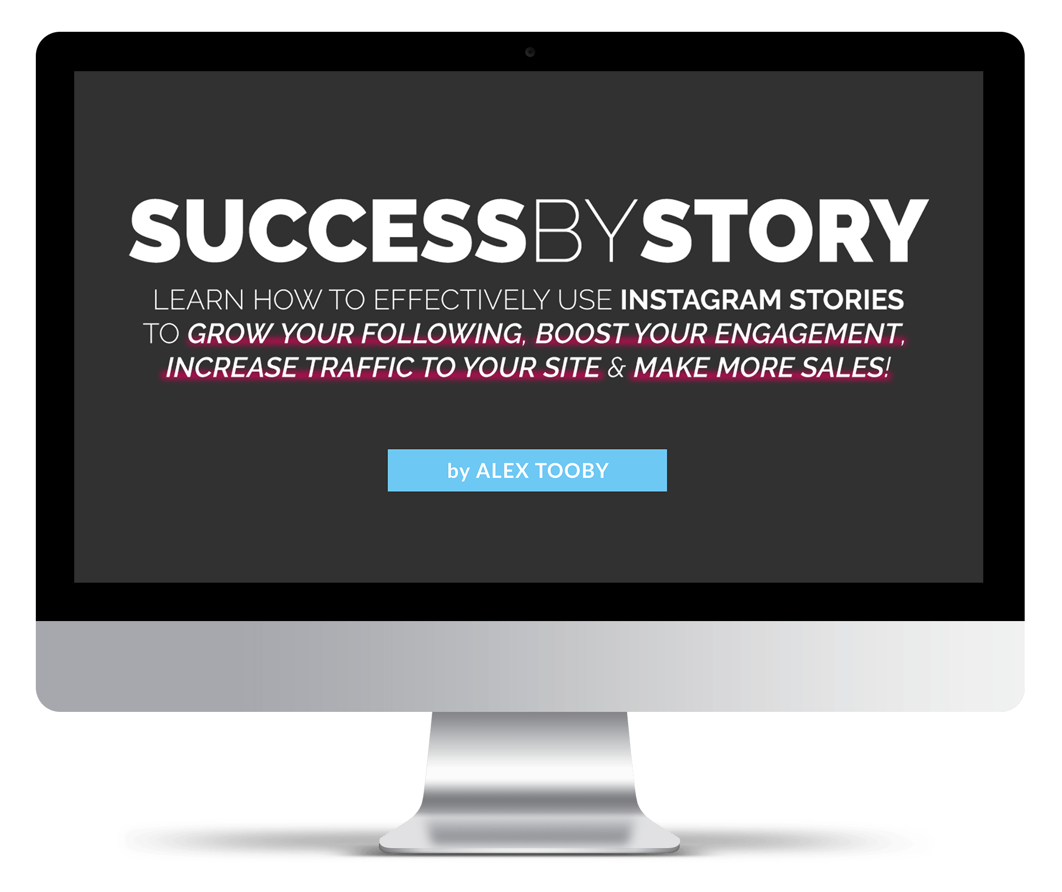 Instagram Course - Success By Story