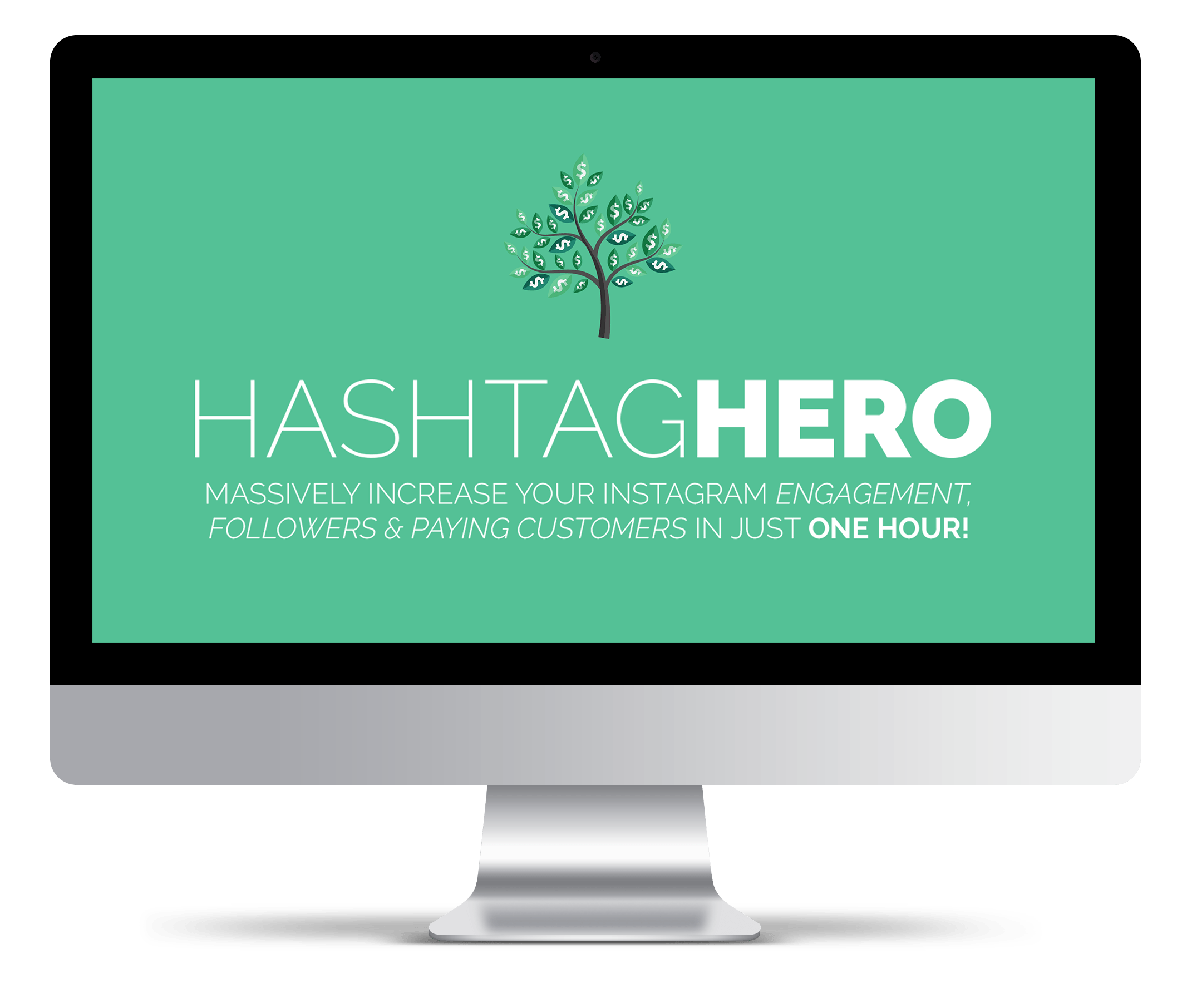 Instagram course - hashtag hero