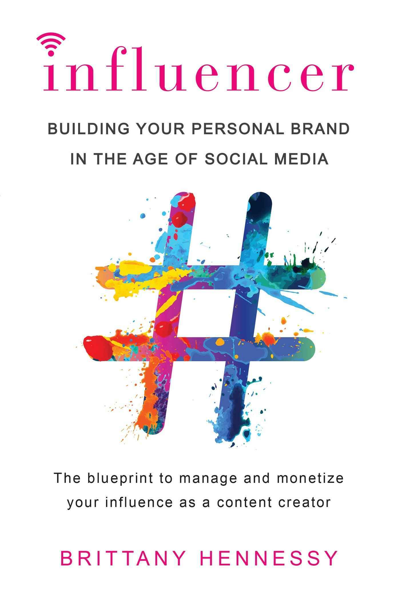 instagram tools - brittany hennessy influencer book