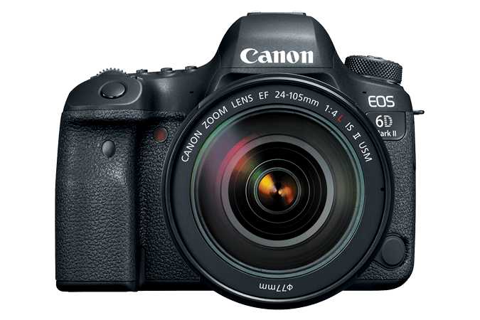 Instagram tools canon 6d mark ii