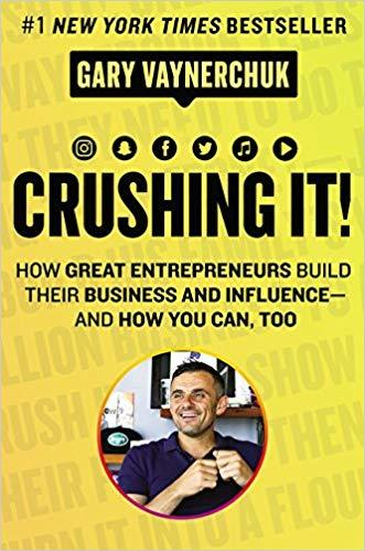 instagram tools - crushing it by gary vaynerchuk