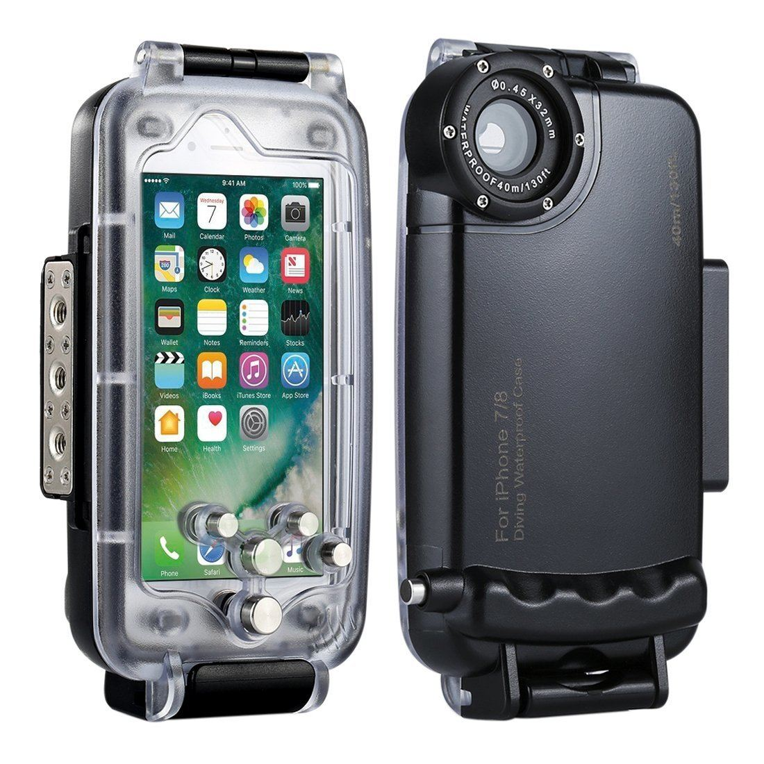 instagram tools underwater iphone case
