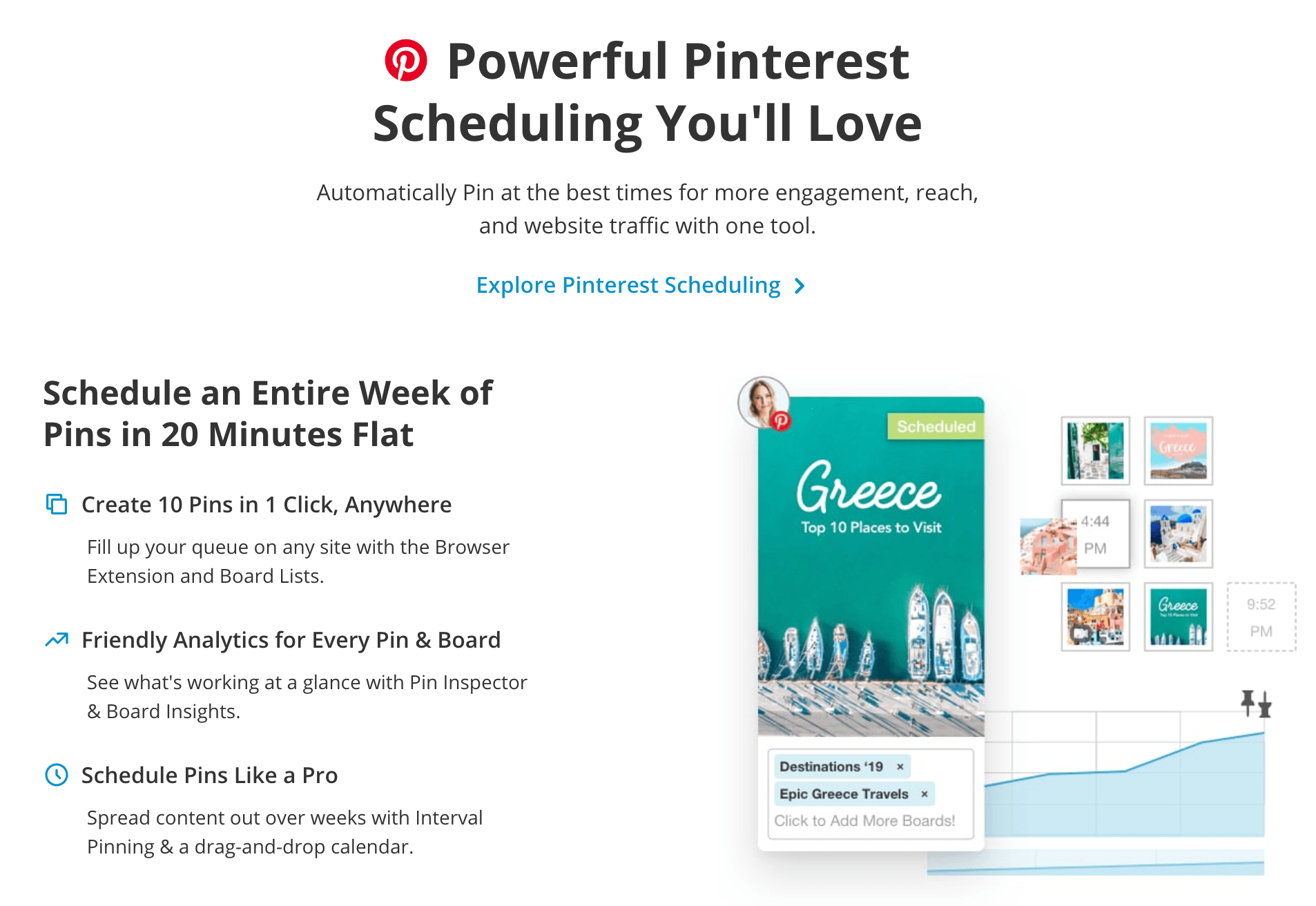 Pinterest for Business - Tailwind
